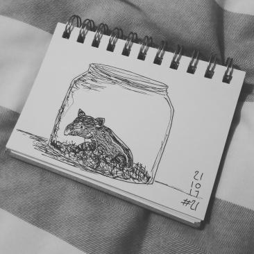 Day 21-Spirit Animal