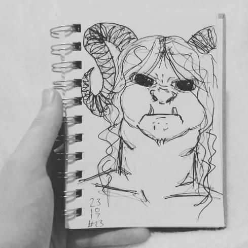 Day 23-Demon