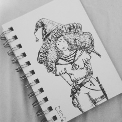 Day 7-Sailor Witch